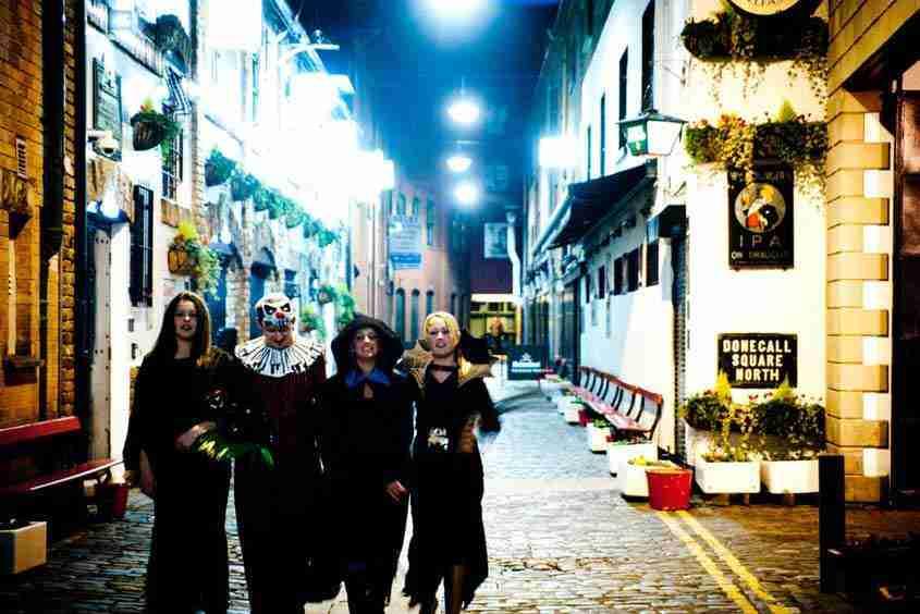 Halloween in tour nei luoghi spettrali, paurosi e inquietanti