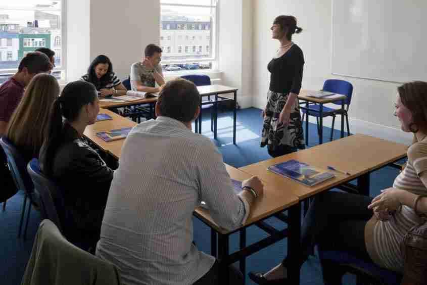 Insegnare italiano in Irlanda