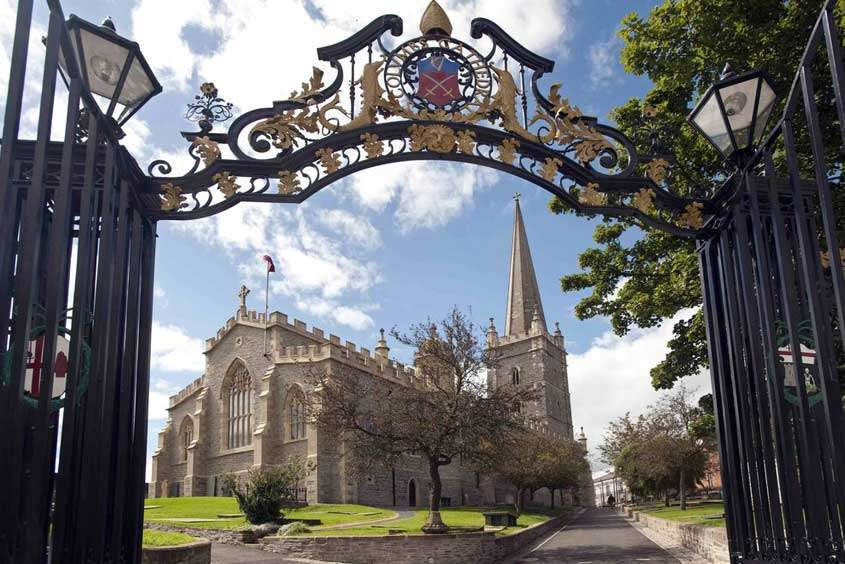 St Columbs Cathedral, Derry