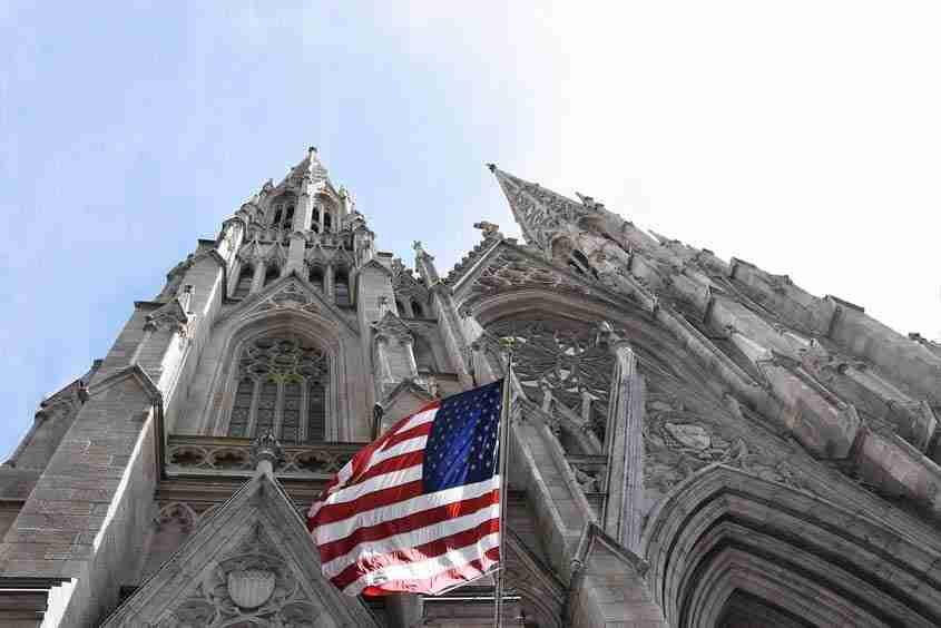 St Patrick s Cattedrale Di San Patrizio New York