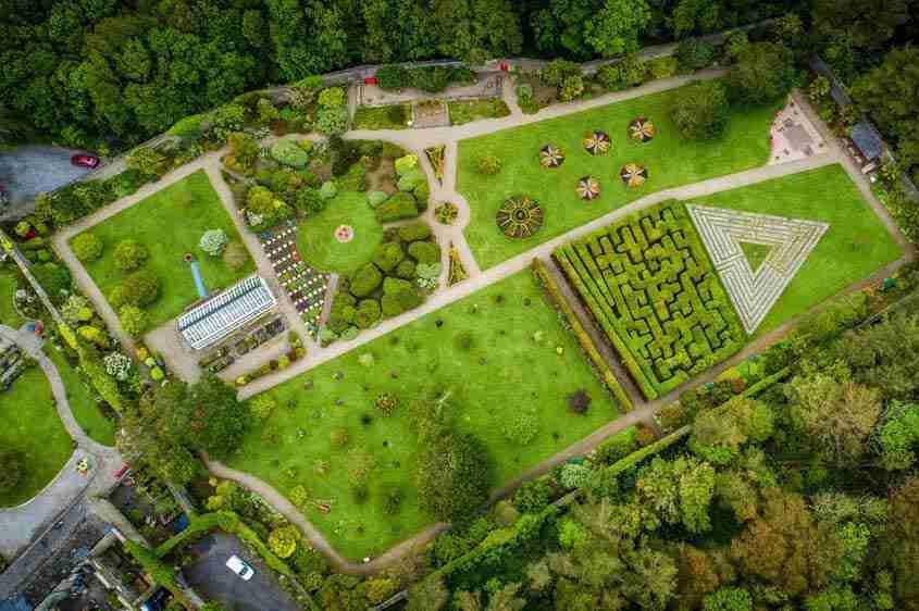Vandeleur walled Garden, Kilrush