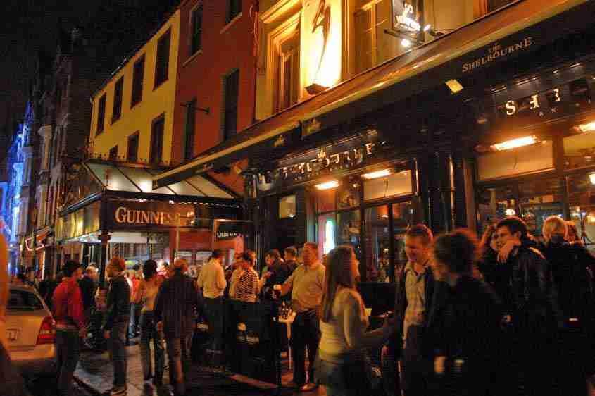 Festa a Cork