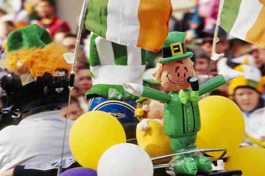 Festa di san Patrizio, St Patrick's Day