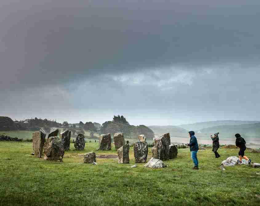 Drombeg Stone Circle, Glandore