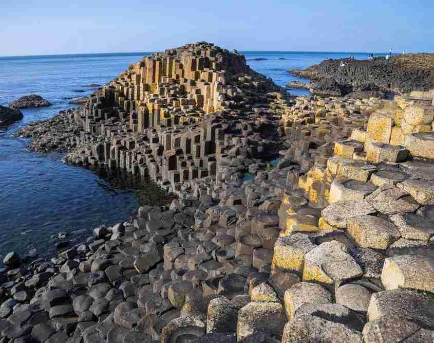 Le colonne di basalto